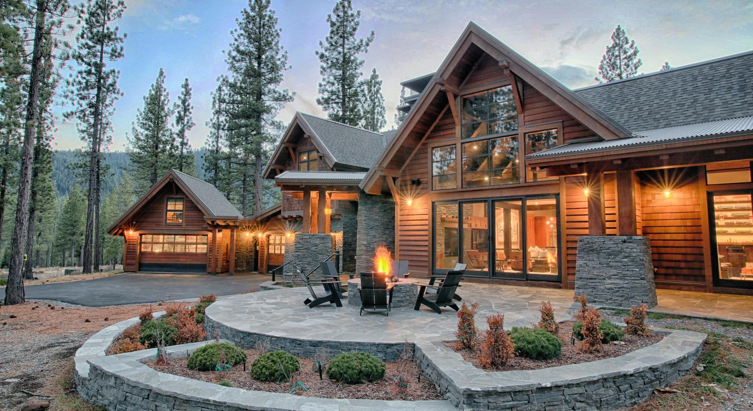 martis camp custom homes